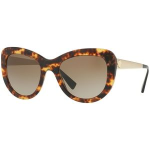 f996f261a9be Versace. Versace Sunglasses Tortoise w Brown Lens. NWT